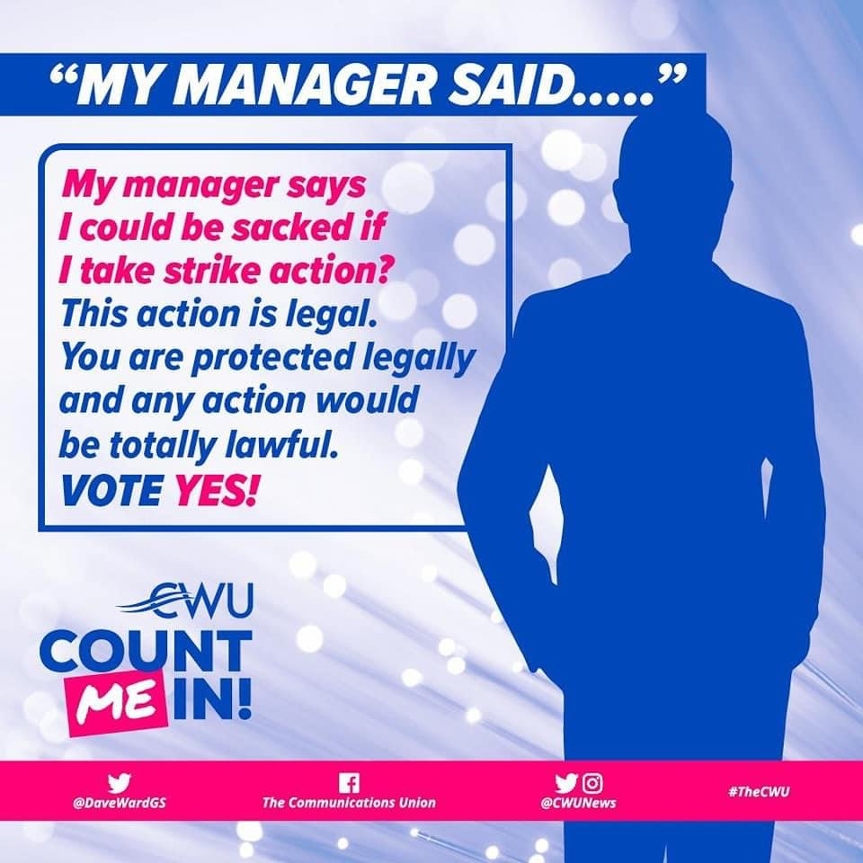 CWU. Why you should vote YES